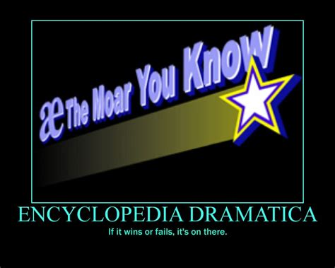 Meme Encyclopedia - encyclopedia dramatica dmp by sketchy2themaxv2 on deviantart