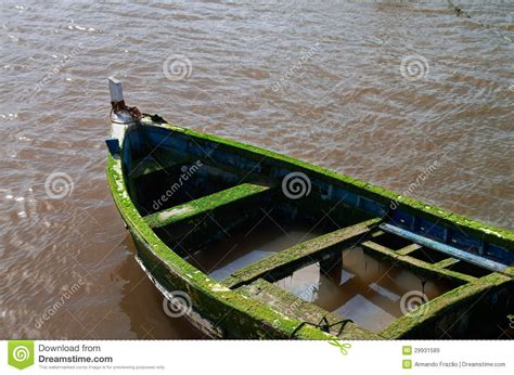 boat sinking in your dream pin old abandoned wooden barn at village outskirts on