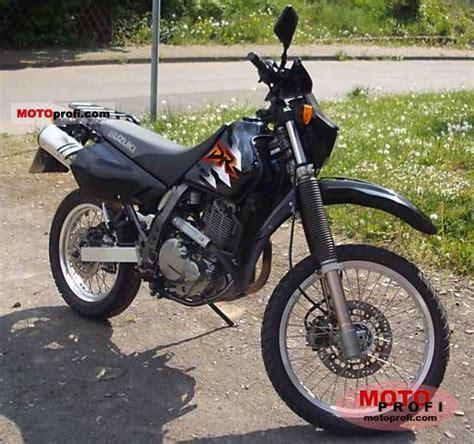 1999 Suzuki Dr650 Suzuki Dr 650 Se 1999 Specs And Photos