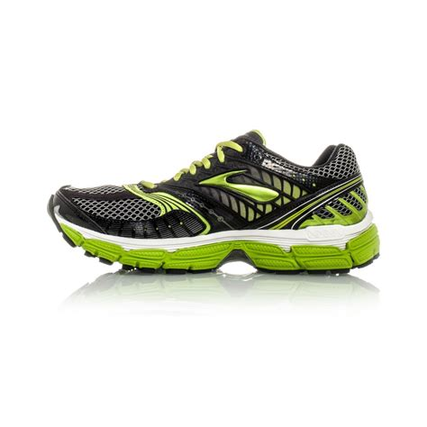 glycerin mens running shoes glycerin 9 mens running shoes black lime green
