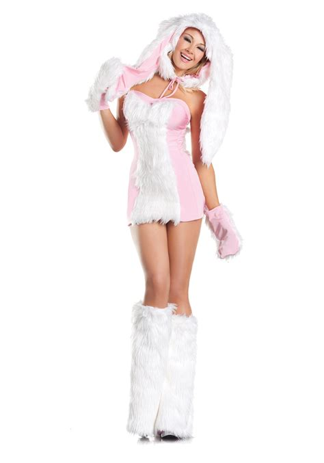 bunny costume womens blushing bunny costume
