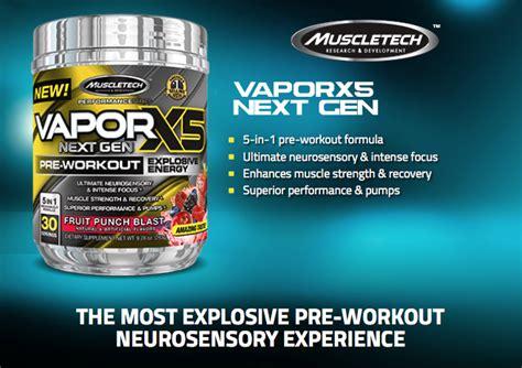 Vapor X5 Next Muscletech Vapor X5 Nextgen Preworkout Prework Out vapor x5 next by muscletech pre workout mr supplement