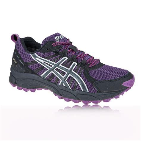 waterproof womens running shoes asics gel trail lahar 4 tex s waterproof