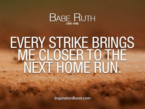 baseball quotes ruth quotes quotesgram