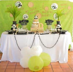 Kara's Party Ideas Panda Bear Themed Baby Shower