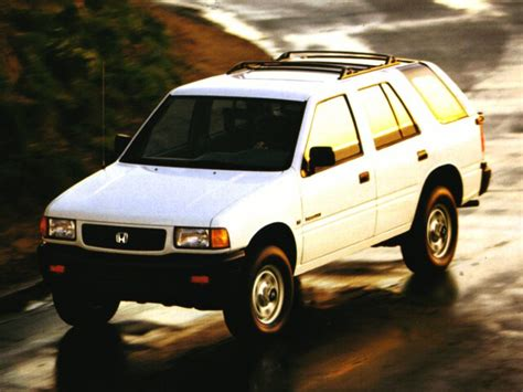 repair anti lock braking 1997 honda passport navigation system 1996 honda passport reviews specs and prices cars com