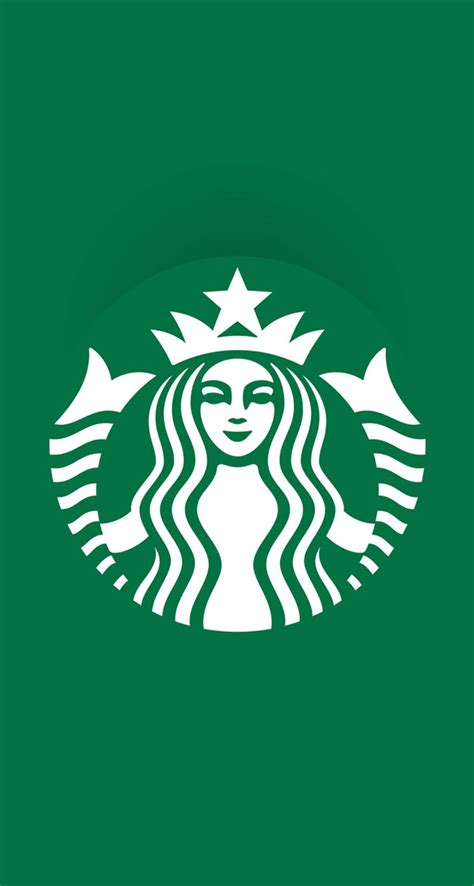 coffee logo wallpaper starbucks logo the iphone wallpapers