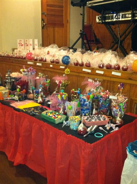 table at my sweet 16 destini s sweet 16 ideas