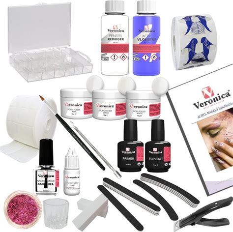 Gelnagels Pakket by Bol Nail Products Starterspakket Voor