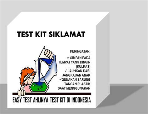 Cyanidetest Kit Jual Test Kit Sianida 4 test kit dan bahan uji kimia