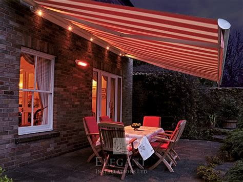 spotlight awnings patio awnings with spotlights led lights elegant awnings