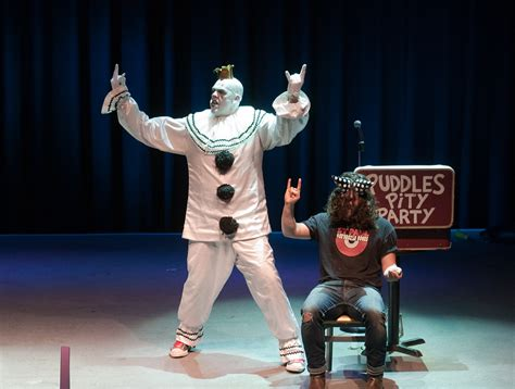 Six Pics: Puddles Pity Party At 9:30 Club   Bandwidth