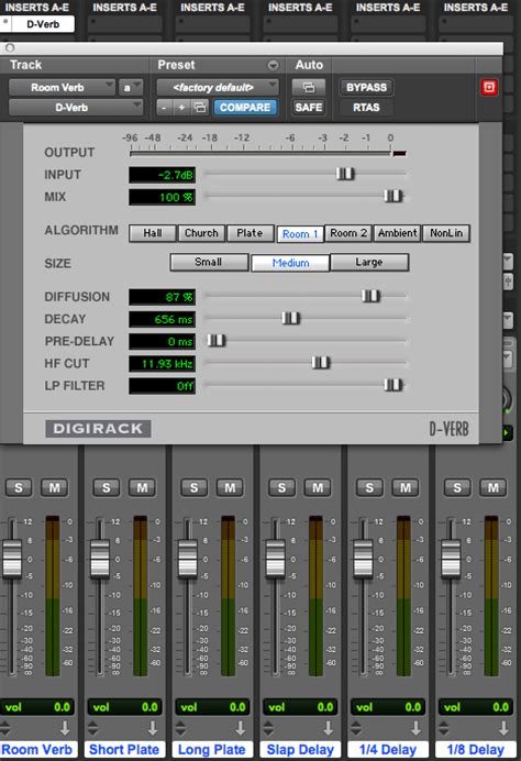 Pro Tools Session Template Pro Tools Templates