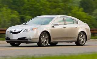 2009 Acura Tl Manual Car And Driver