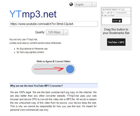 mp3 download converter url ytmp3 net youtube mp3 client side converter review