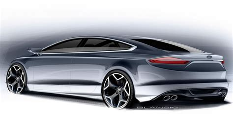 who designed the ford fusion ford fusion concept sketches 4 motocrit automotive