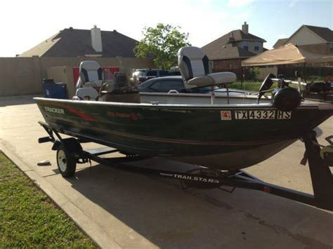 used bass boats deep east texas bass tracker v16 for sale