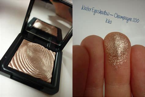 Water Eyeshadow And Lipstick Kiko kiko water eyeshadow 200 cosmetics wishlist