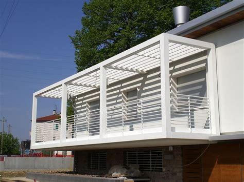 coperture in ferro per terrazzi coperture terrazzi pergole e tettoie da giardino come