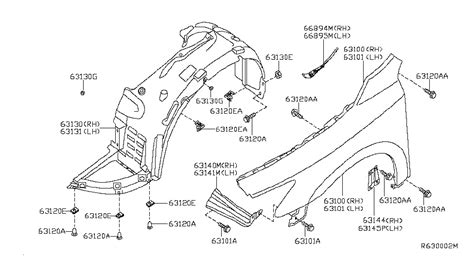 service manual diagram how to install front fender of 2009 porsche boxster diagram
