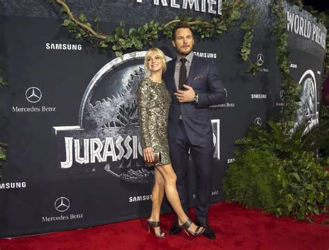 How 'Jurassic World' Actor Chris Pratt And Wife Anna Faris