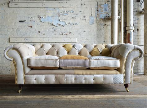 patchwork chesterfield sofa walton patchwork chesterfield sofa abode sofas