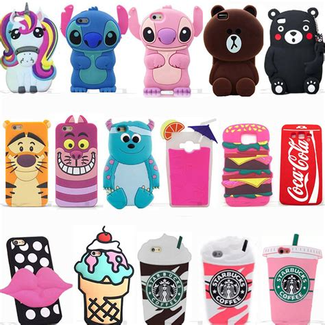 Silicone Silikon 3d Samsung J7 3d silicone phone cover back for samsung j1 j7 s5 s6 s7 note 3 4 5 ebay