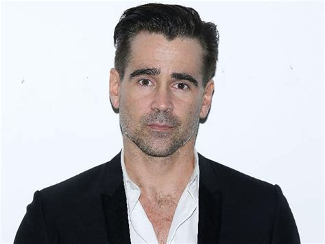 Kills Himself Because Of Colin Farrell by Colin Farrell S Makeover Continues With The