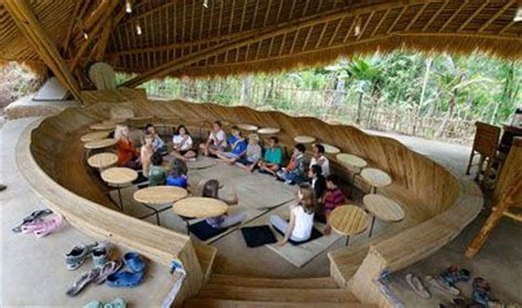 Design School In Indonesia | school design educational spaces green school