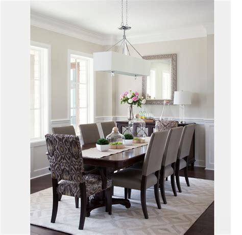 10 ideas for decorating your dining room