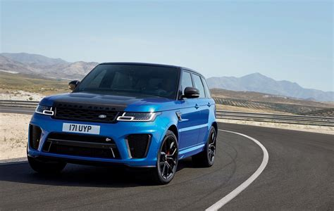 range rover sport 2018 2018 range rover sport gets updated and starts at 67 745