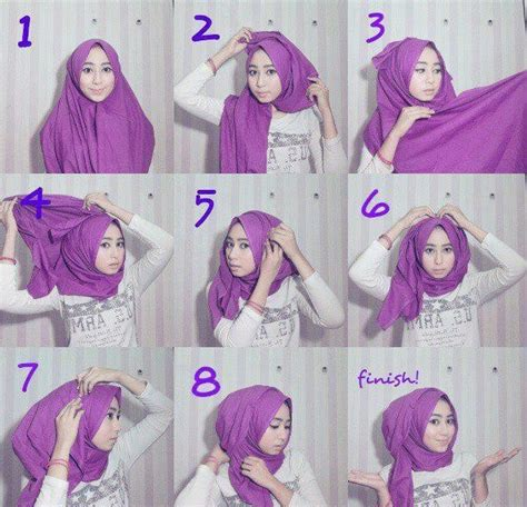 tutorial pashmina arabian style super easy and cute hijab tutorial arabic shawl tuto