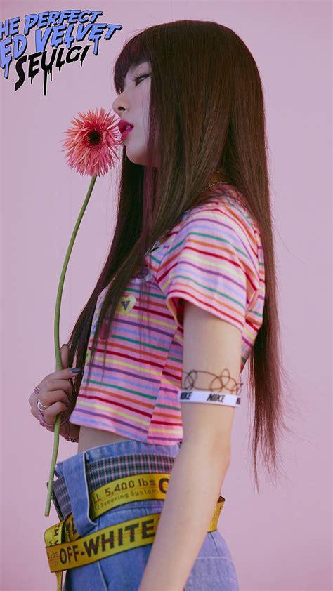 hp redvelvet asian kpop seulgi girl wallpaper