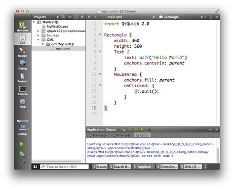 getting started programming with qt quick qt 5 10 qt 5 0 programming i getting start with qt 5 0 maiii s