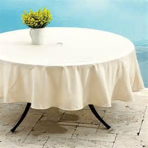 patio tablecloth with umbrella ballard indoor outdoor tablecloth traditional
