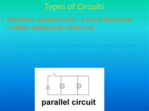 chapter 16 electricity section 3 circuits ppt