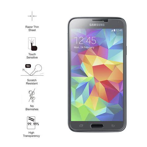 Kingkong 9h Premium Tempered Glass Screen Protector Samsung Gala 9h tempered glass screen protector samsung galaxy s5