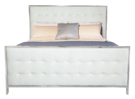 upholstered panel bed upholstered panel bed bernhardt