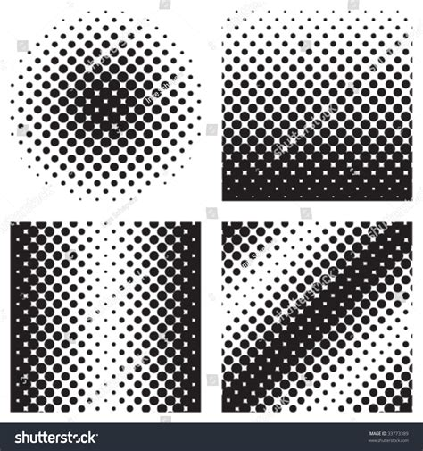 10 distressed vector halftone patterns for illustrator halftone pattern vector illustrator