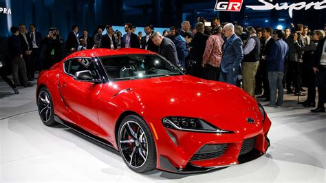 toyota electric car 2020 2020 toyota supra uses bmw inline six engine find out why