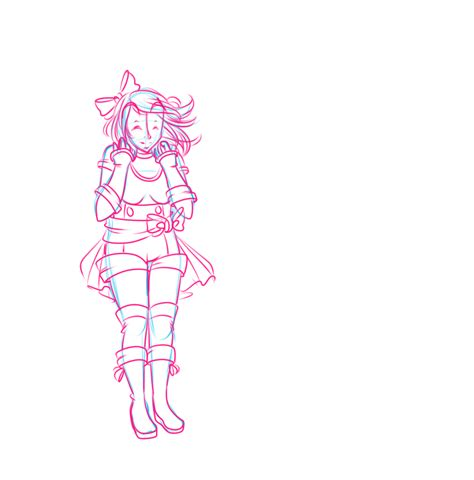 year sketchbook anamorpheality lauratattuni character animation