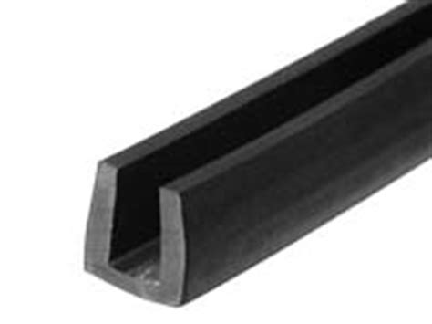 u section rubber u section rubber strip rubber capping screen capping