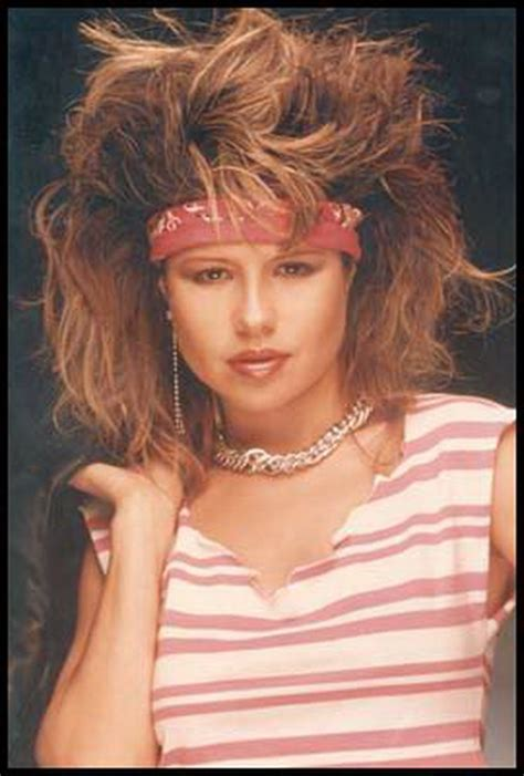 80s Hairstyle by 80s Hairstyles For
