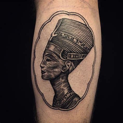 nefertiti tattoo meaning yuta yuta87 nefertiti
