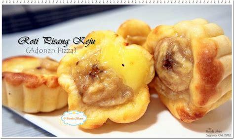 Roti Cinta Keju cooking cooking with roti pisang keju