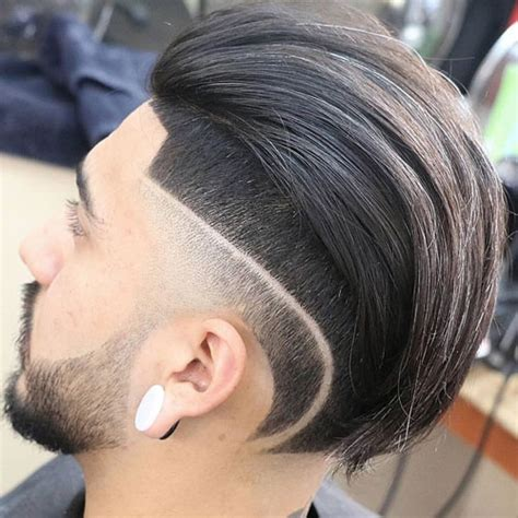 haircut designs long hair 21 shape up haircut styles