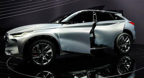 infinity car maker infiniti qx sport inspiration is a glimpse into the car