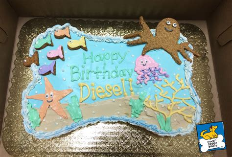 Specialty Cakes Under The Sea Ha Iigie Bakery