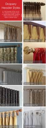 types of curtains types of curtains