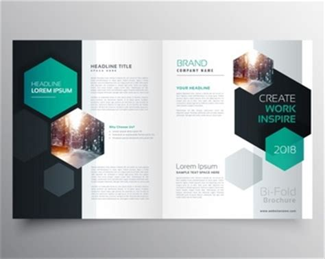 custom brochure templates business flyer vectors photos and psd files free
